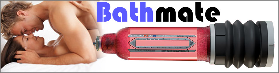 Bathmate pumps can increase the size of your manhood
